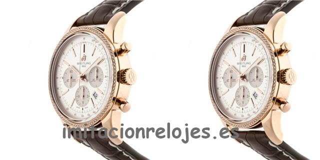Century chronomat B01 Chronograph 44 último piloto cronometría Replicas Relojes